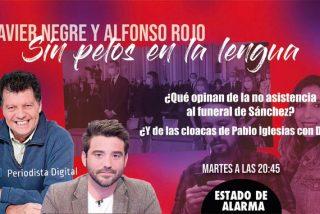 ENTREVISTA / Alfonso Rojo y la verdad sobre las cloacas de Pablo Iglesias