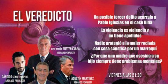 EL VEREDICTO / Un posible tercer delito acorrala a Pablo Iglesias en el caso Dina