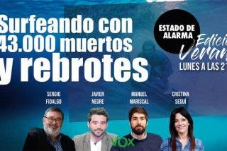 TERTULIA / ¿A qué espera Fernando Simón para dimitir por irse a surfear con 43.000 vidas rotas y rebrotes?
