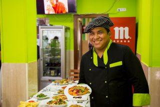 """Gastronomía peruana en Madrid/ Chifa """"Doromari"""" celebra cuarto aniversario"""