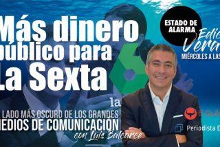 MEDIOS / Sánchez premia a sus televisiones amigas con otra 'paguita' de 10 millones de euros para ocultar la 'caja' B de Podemos
