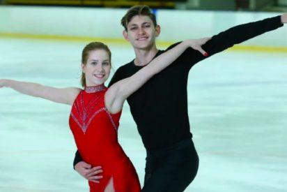 Se suicida por 'amor' a los 20 años Ekaterina Alexandrovskaya, campeona mundial de patinaje sobre hielo