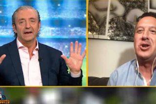 "Josep Pedrerol responde a un espectador que acusó a 'El Chiringuito' de ser un ""programa de fachas"""
