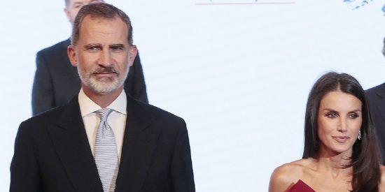 """Felipe VI da un zasca a Pablo Iglesias: """"El periodismo y la libertad de prensa aportan oxígeno a las democracias"""""""