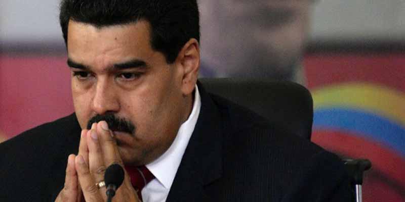La economía venezolana se desplomó un 86% desde la llegada del dictador Nicolás Maduro al poder