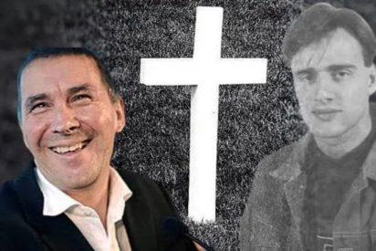 El miserable Otegi, miembro de la banda que asesinó a Miguel Ángel Blanco, pide a los vascos que voten a los que protegen la 'vida' como él
