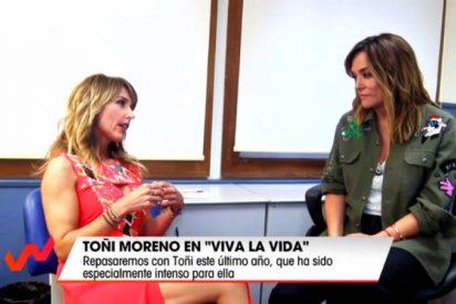 Toñi Moreno y Emma García no pueden ocultar lo mal que se caen: El inquietante rumor sobre el futuro de 'Viva la vida'