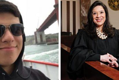 Un sicario mata al hijo de una jueza disfrazado de repartidor de FedEx