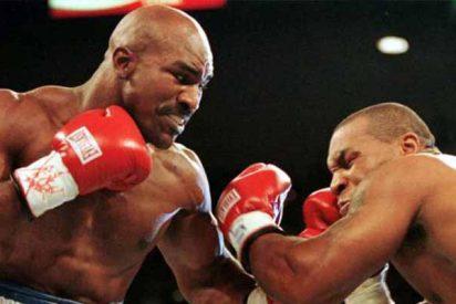 Evander Holyfield 'vapulea' a Tyson por escoger a otro rival para su regreso