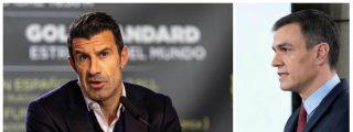 Luis Figo ajusta las cuentas a Sánchez y predice qué pasará con su subida de impuestos