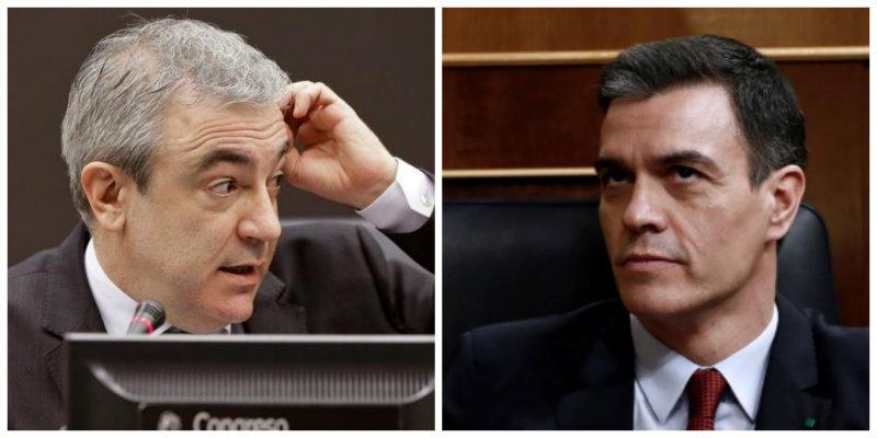 """Garicano da un baño de realidad a Sánchez tras el revés de Calviño: """"No busque traidores, el problema es su debilidad en España y en Europa"""""""