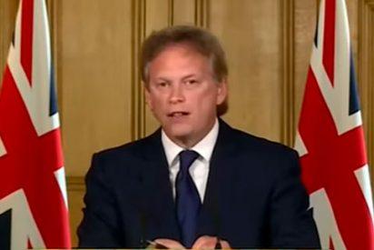 Grant Shapps, ministro de transportes británico, veranea en España