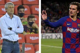 Griezmann, la nueva crisis en el FC Barcelona: «¿En serio? 2 minutos, me dan ganas de llorar»