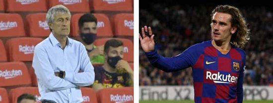 Tres poderosos clubes tientan a Antoine Griezmann tras su 'estancamiento' en el FC Barcelona
