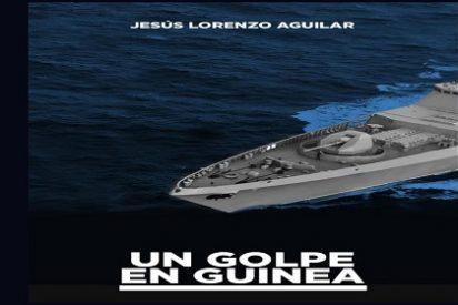 Un golpe en Guinea, un libro real que cuenta parte, no todo.