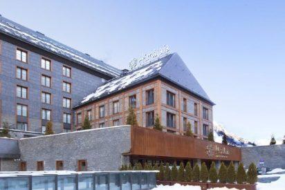 Himàlaia Baqueira, el nuevo hotel de Leo Messi