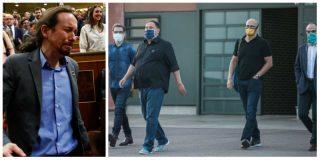Pablo Iglesias llora por la vuelta a la prisión completa de los golpistas catalanes