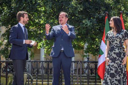 La coalición PP-Ciudadanos en el País Vasco arrebata un escaño a Bildu e impide un hipotético tripartito de izquierdas