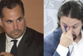 Salpicado por las 'cloacas' de Iglesias: La Fiscalía de Madrid abre una investigación penal al fiscal que filtró datos a Podemos