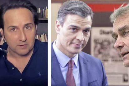 """Iker Jiménez perplejo por las mentiras de Sánchez con el """"comité fantasma"""": """"No me lo puedo creer"""""""