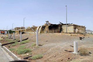 """Irán admite """"daños significativos"""" en un complejo nuclear: tras una extraña explosión"""