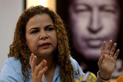 """La ministra de Prisiones del tirano Maduro amenaza con encarcelar al presidente interino de Venezuela: """"Allá vamos a meter a Juan Guaidó"""""""