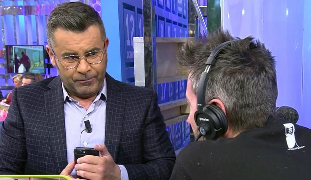 Jorge Javier Vázquez, cazado: insultos telefónicos a Losantos, Casado, Abascal y a Díaz Ayuso
