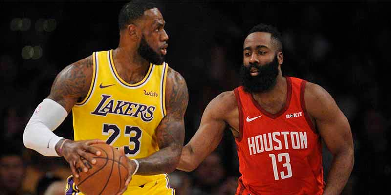 "Descojone en la NBA por la inmensa mascarilla que usa ""La Barba"" James Harden"