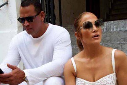 La foto de Jennifer López que puso furioso a Alex Rodríguez es fake