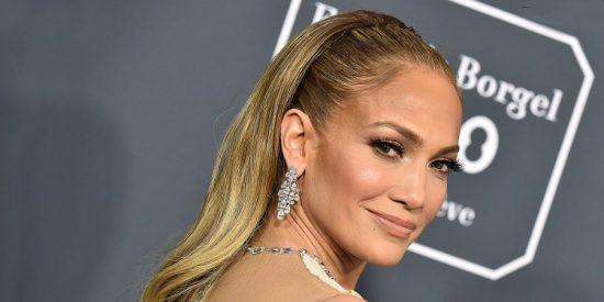 Jennifer Lopez enloquece y sube un vídeo a Instagram... ¡totalmente desnuda!