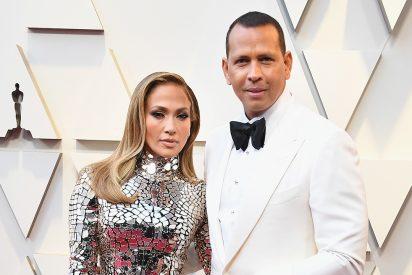 TikTok: Jennifer Lopez 'ficha' a Alex Rodríguez para un hilarante desafío de baile