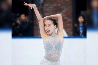 """Una patinadora china narra los abusos a los que fue sometida: """"Me golpeaban hasta que mi piel estaba en carne viva"""""""