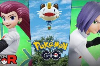 Pokémon Go incorporará a los míticos villanos Jessie y James, del 'Team Rocket'