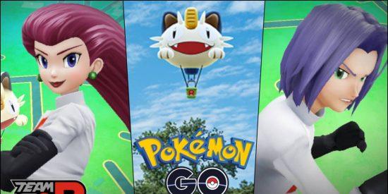 Pokémon Go incorporará a los míticos villanos Jessie y James, del 'Team Rocket'