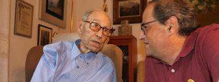 Fallece el hombre más longevo de España, a solo días de cumplir 111 años