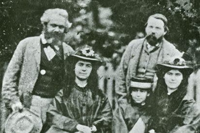 Karl Marx: los trágicos finales de Jenny, Laura y Eleanor, las hijas del padre del socialismo científico