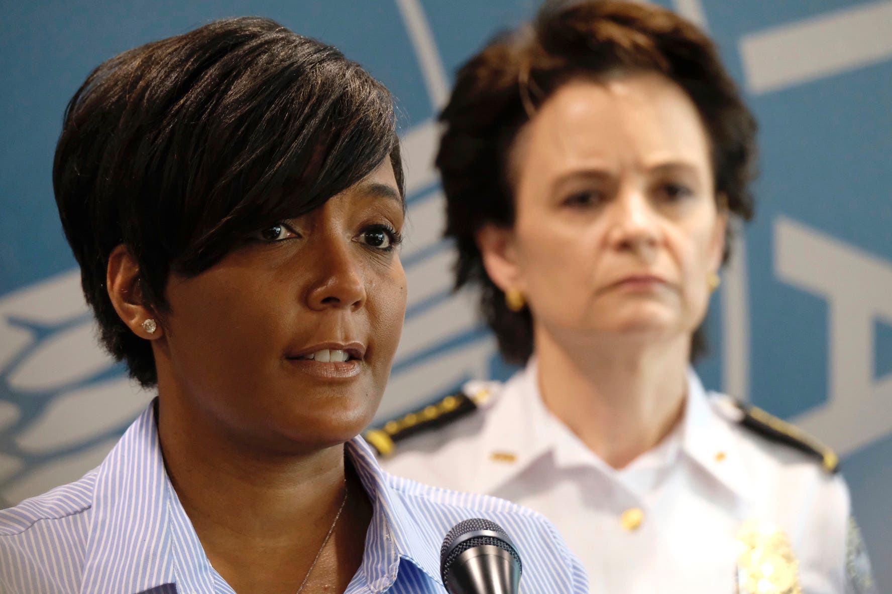 La alcaldesa de Atlanta (EEUU), positivo por coronavirus