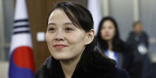 La hermana de Kim Jong-un sale de su 'escondite' para amenazar a Corea del Sur
