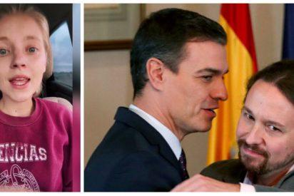 Liusivaya, el látigo virtual que arrincona al Gobierno socialcomunista de Sánchez e Iglesias