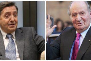 """Losantos: """"El destierro de Juan Carlos I es el acto más vil orquestado por este Gobierno socialcomunista"""""""