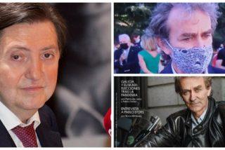 """Losantos sobre el funeral de Estado: """"Solo faltó que Fernando Simón hiciera caballitos con su 'muertecicleta'"""""""
