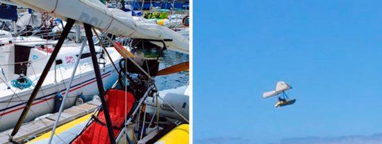 La Guardia Civil resuelve el misterio de la lancha voladora