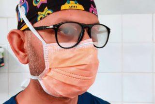 Los trucos para llevar mascarilla sin que se te empañen las gafas