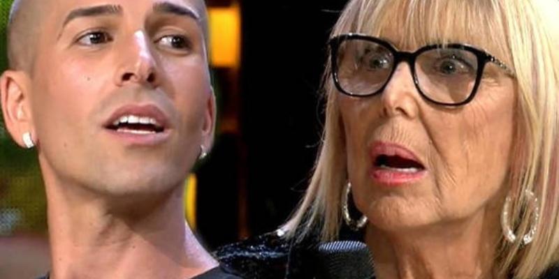 """Pilar Yuste, la representante que puso de los nervios a Jorge Javier Vázquez y a Labrador en 'La casa fuerte': """"¡Eres un mierda!"""""""