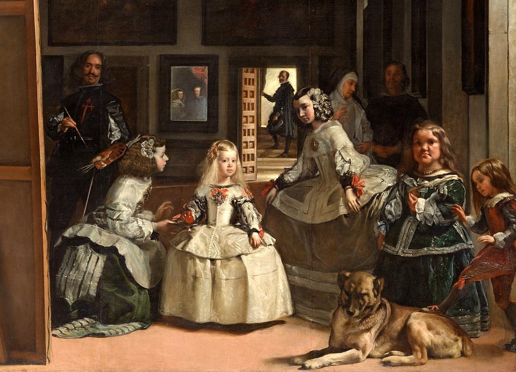 Desvelado el enigma: Velázquez usó una cámara oscura para pintar 'Las Meninas'