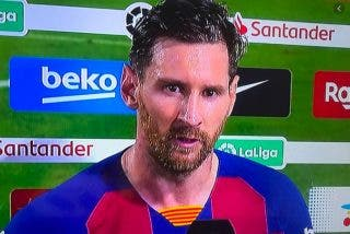 Depresión total en el Barça: Messi confiesa dolorido temer que ahora los eliminen en Champions