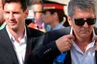 Un viaje secreto del padre de Messi dispara los rumores del adiós al Barcelona