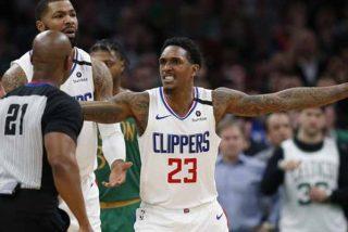 Tremendo lío en la NBA: Un jugador 'rompe' la burbuja anti COVID-19 por la muerte de un familiar y lo pillan en un club de alterne
