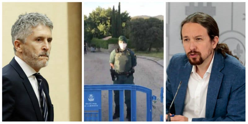 El plan de Marlaska para erradicar el quebradero de cabeza que supone la vigilancia del casoplón de Iglesias