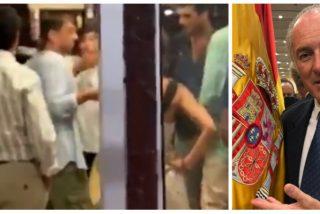 """José Manuel Soto se cachondea de los lloros del escrachado Monedero: """"¿Quién trajo esa basura a España?"""""""